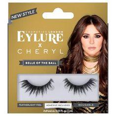 Eylure X Cheryl Evening Eyelashes - Belle of the Ball: Image 1 #fakelashes