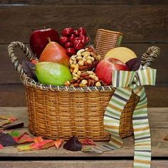 Simply Fruit Gift Basket
