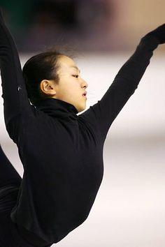 【画像】浅田真央 / 世界フィギュアスケート選手権 公式練習