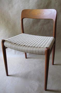 N. O. Møller chair | Flickr - Photo Sharing!