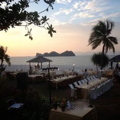Feasts on the beach... Join us in Langkawi!