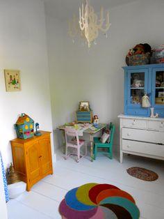 vintage playroom....