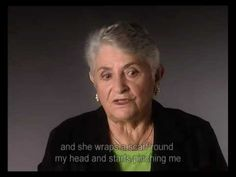 ▶ Holocaust Survivor Testimonies: Selection in Auschwitz - Holocaust survivors Jacki Handali and Rita Weiss describe their arrival in Auschwitz and the selection process.