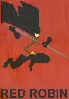 Tim Drake: Red Robin