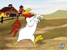 Cartoon Rooster Foghorn Leghorn | Favorite Looney Tune Character