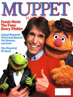 """The 13 Most Delightful Covers Of """"Muppet Magazine"""""""