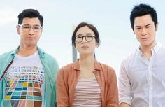 """Funn Lim's detailed commentary on TVB drama, """"Eye in the Sky"""", starring Kevin Cheng, Ruco Chan, and Tavia Yeung."""