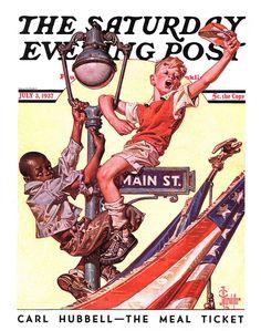 J. C. Leyendecker Cover - 19370703 Post