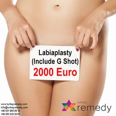 Labiaplasty - G Shot