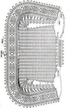 Fabulous Crochet a Little Black Crochet Dress Ideas. Georgeous Crochet a Little Black Crochet Dress Ideas. Crochet Bolero Pattern, Gilet Crochet, Granny Square Crochet Pattern, Crochet Jacket, Crochet Diagram, Crochet Chart, Crochet Cardigan, Crochet Stitches, Crochet Baby