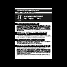 Materiali informativi sui Prodotti - Download - Federico Mahora FM GROUP Italia