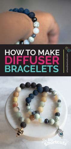 Diy Jewelry To Sell, Diy Jewelry Tutorials, Diy Jewelry Making, Jewelry Crafts, Diy Jewelry Gifts, Bracelet Crafts, Make Your Own Jewelry, Diy Bracelets Easy, Handmade Bracelets