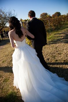 Tracy & Matt's Wedding  Photos by Michael Allen Photography