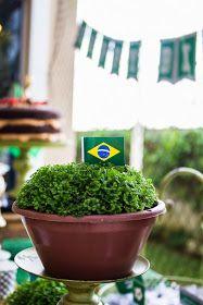 Projetos Inventivos: Festa futebol - copa do mundo 2014