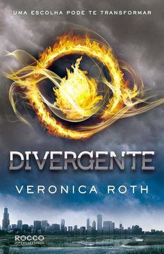 """""""Divergente"""", toute la série, par Veronica Roth"""
