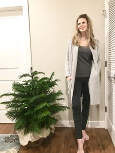 Loving this super soft chenille cardigan! It's only $20 right now at Target! It feels like the Barefoot Dreams cardigan from Nordstrom! #cardigan #target #targetstyle #casualstyle