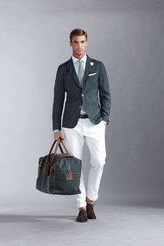 Smart summer style for men