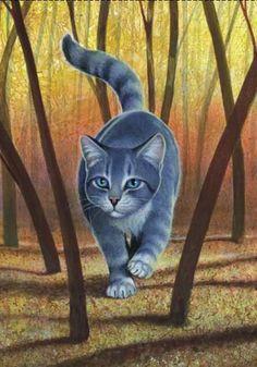 cat+artwork   Character Art