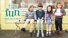 Friday Giveaway: Clarks Kids Shoes