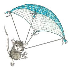 Housemouse Designs Dropping By To Say Hi House Mouse