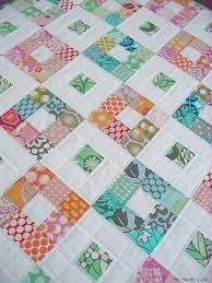 nine patch quilts easy - Google Search