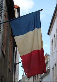 French Flag- Catherine the Great also learned how to speak French.