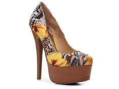 Zigi Soho Printy Pump Starting at 50 percent off Going Fast! Shop Women's Clearance - DSW