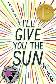 I'll Give You The Sun by Jandy Nelson | 43 Books You Won't Be Able To Stop Talking About