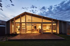 Gallery of Lean To House / Warc Studio - 12