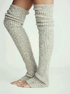Over the knee leg warmers #knittingpattern #knitting #pattern #leg #warmers