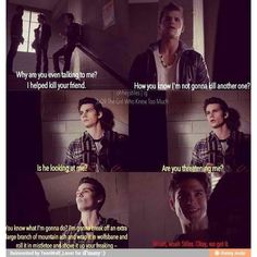 One of my most favorite Stiles moments
