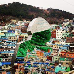 Gamcheon Culture Village, Busan, South Korea