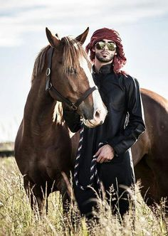 Arab \ Arabic men... Omar Borkan and his fashion styles