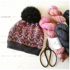 Pin Cushions, Winter Hats