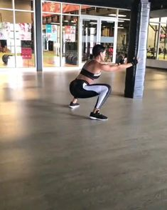 Leg And Glute Workout, Full Body Hiit Workout, Gym Workout Videos, Gym Workout For Beginners, Fitness Workout For Women, Workout Schedule, Workout Challenge, At Home Workouts, Exercises
