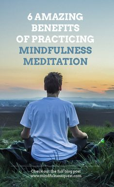 The Ultimate Meditation Guide: Benefits, Techniques, And Breathing Exercises - MindfulnessQuest Benefits Of Mindfulness Meditation, Mindfullness Meditation, Mindfulness Practice, Meditation Practices, Guided Meditation, Sitting Meditation, Simple Meditation, Meditation For Beginners, Monkey Mind