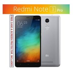 If you are looking for a mid-range yet powerful Smart Phone, then Buy Xiaomi Redmi Note 3 PRO (3GB RAM, 32GB ROM, 3G & 4G). Xiaomi Redmi note 3 Pro comes with high-performance CPU and battery life, which are the major highlights of this phone. Visit now to buy at Hazoutlet.com