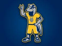 UC Irvine - Peter the Anteater Mascot