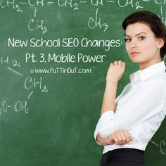New School #SEO Changes: Pt. 3, #Mobile #Power