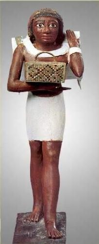 Tomb Art From Ancient Egypt: A Black African Civilization
