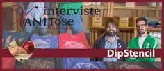 #6 INTERVISTA VANITOSA A : DEREK E LENNY DI DIPSTENCIL http://vanitasonline.com/archives/3505