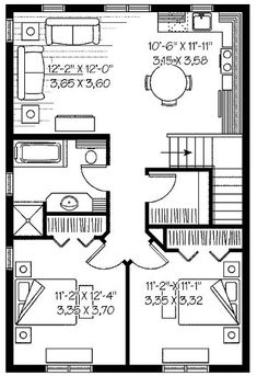 under 500 sq ft house plans google search small house pinterest google search house and. Black Bedroom Furniture Sets. Home Design Ideas