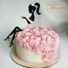 15 Trendy Cupcakes Ideas For Teens Beautiful Cakes Pretty Cakes, Cute Cakes, Beautiful Cakes, Amazing Cakes, Sweet 16 Cakes, Unique Cakes, Creative Cakes, Fondant Cakes, Cupcake Cakes