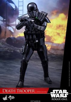 Death Trooper (Specialist) / Hot Toys