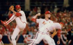 1986 NL Rookie of the Year, Cardinals closer Todd Worrell