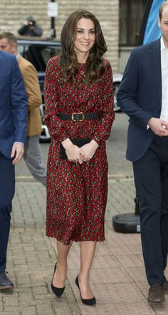 The Duchess is on a style streak during her Sweden trip.