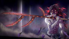 Kokushibo Sword Upper Moon One Kimetsu no Yaiba 4K Wallpaper #7.187