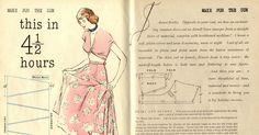 Vintage Chic - 1950's Beach Set Sewing Pattern.pdf