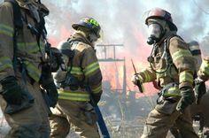 Tulsa #firefighter #fire #blaze first responder fire department