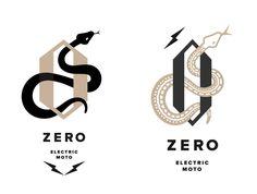 Zero Electric Motorcycle on Behance